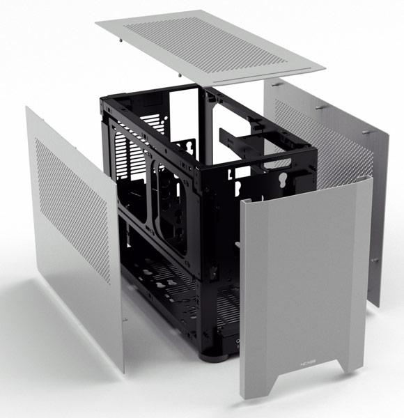 Цена корпуса для ПК Ncase M1 2.0 — $185