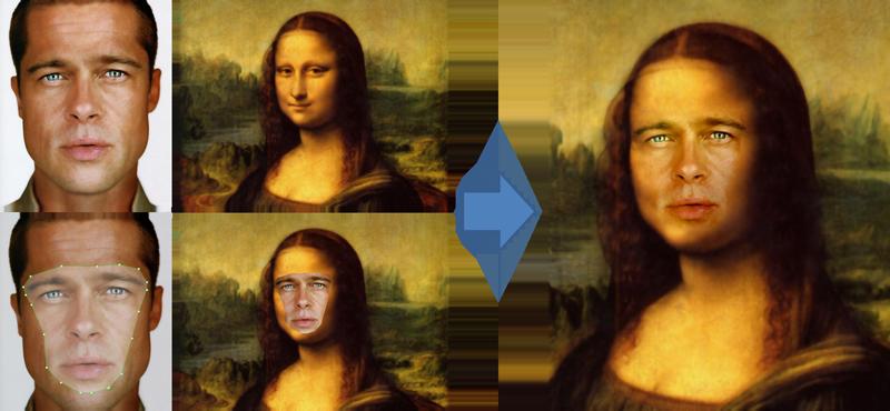 Применение преобразования Пуассона для бесшовного наложения изображений