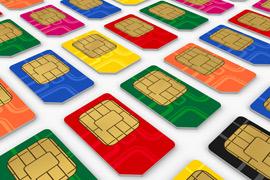 Принят стандарт на интегрированные SIM карты