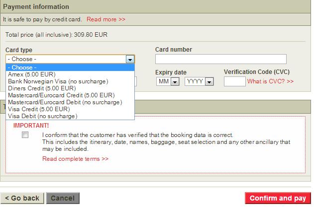 Проблемы проведения платежей за авиа билеты через интернет и их решения