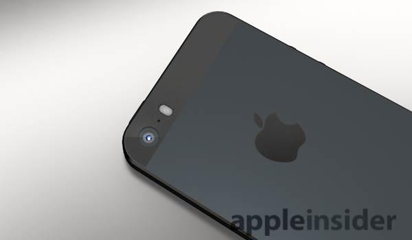 Отдельная микросхема Apple iPhone 5S будет занята отслеживанием движения при съемке