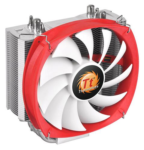 Габариты радиатора NiC L31 (CL-P001-AL12RE-A) равны 140 х 128 х 40 мм