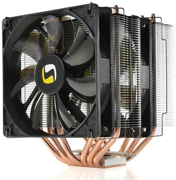Цена охладителя SilentiumPC Grandis XE1236 равна 35 евро