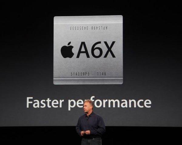 Процессоры Apple A6X будет выпускать не Samsung, а TSMC
