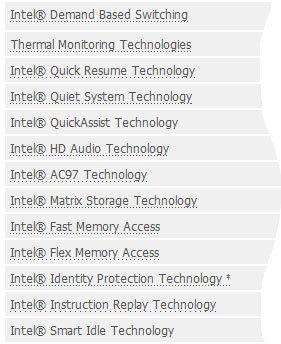 Процессоры и их мало документированные функции