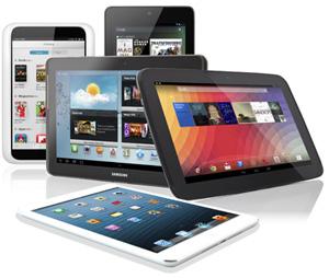 За последний квартал 2013 года может быть продано 60 млн планшетов