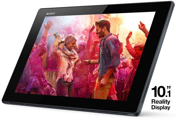 Sony Mobile называет Xperia Tablet Z самым легким и тонким планшетом в мире