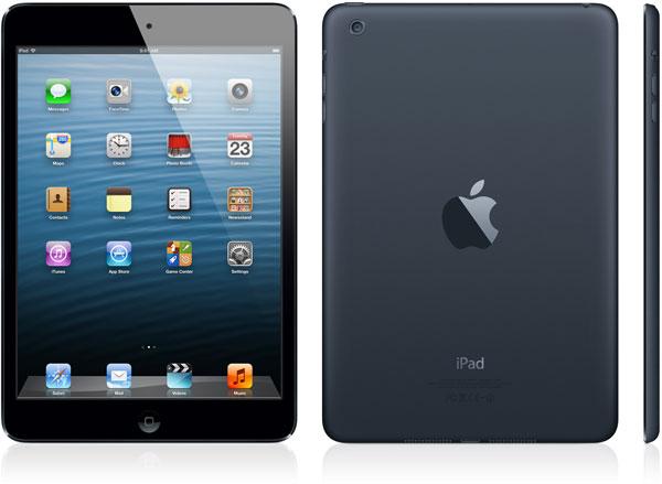 В текущем квартале поставки iPad mini могут сократиться почти на треть