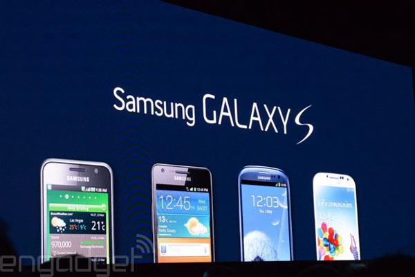Первый смартфон Samsung Galaxy S был продан в 2010 году