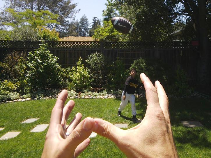 Продемонстрированы возможности камеры Project Glass от Google