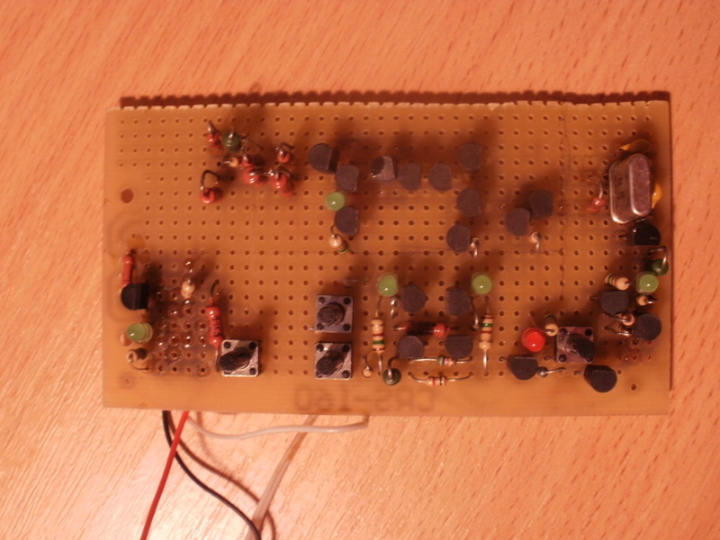 Проектирование собственного компьютера. Часть 1
