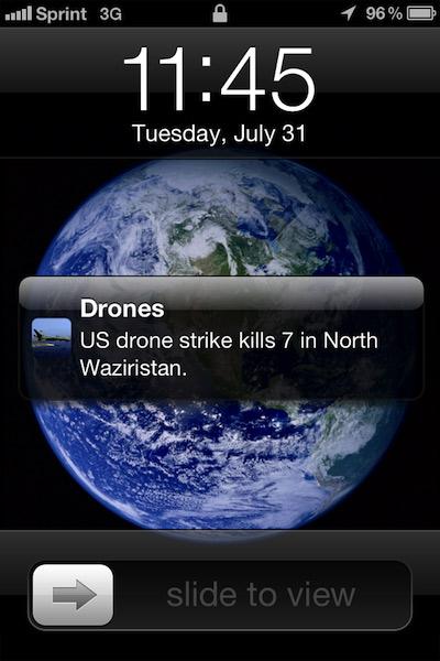 Программу Drone+ опять не пустили в App Store