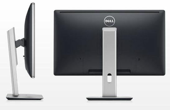 Монитор Dell P2414H оснащен входами DVI-D, VGA и DisplayPort