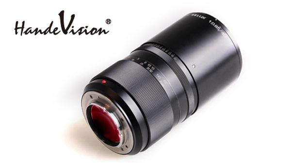 Запланирован выпуск модификаций объектива Ibelux 40mm f0.85 для камер Sony NEX, Fuji X, Canon EOS M и Micro 4/3