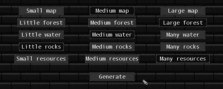 Простенькое GUI для XNA
