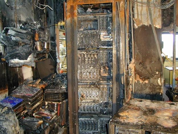 Работа с Intelligent Disaster Recovery в Symantec Backup Exec
