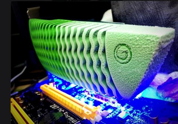 Galaxy GeForce GT 630 Icescale