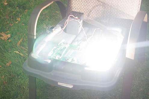 Рамка для номера ставит в тупик камеры на светофорах