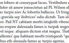 Распознавание коридоров в тексте