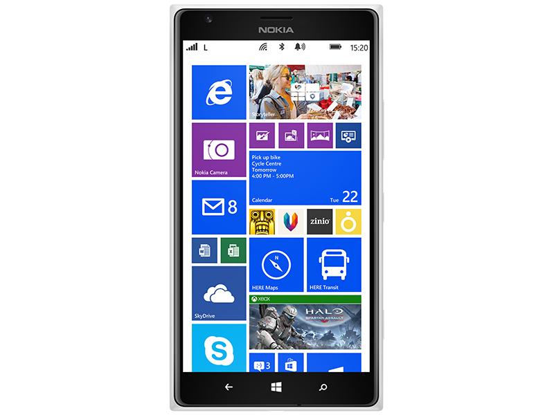 Рассматриваем дисплей с технологией Assertive Display в Nokia Lumia 1520
