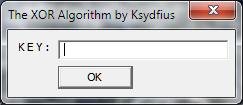Разбор простого криптографического keygenme