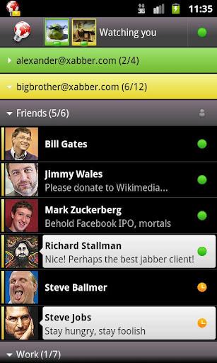 Разработчики Xabber обещают открыть код, если наберут 50к подписчиков в твиттер
