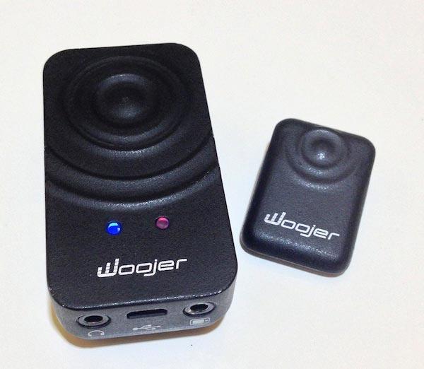 Woojer дает возможность ощутить звук всем телом