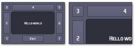 Разработка адаптивного графического интерфейса для мобильных игр
