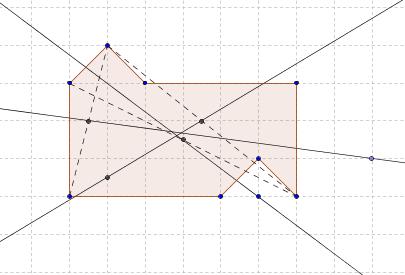 Разрезание на две равные части, часть третья
