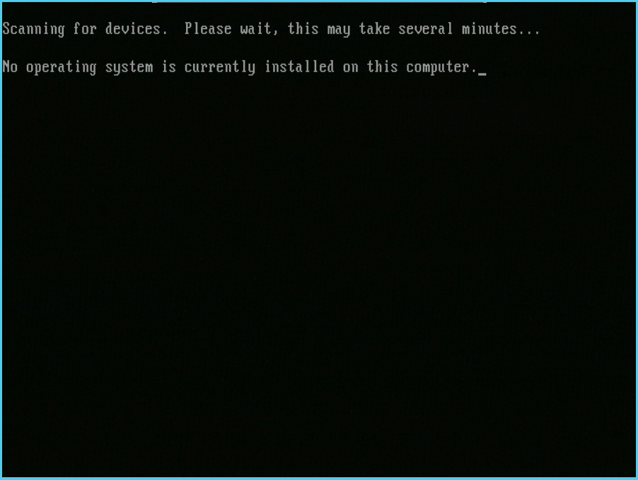Развертывание сервера на Windows Server 2012 / Dell PowerEdge R420