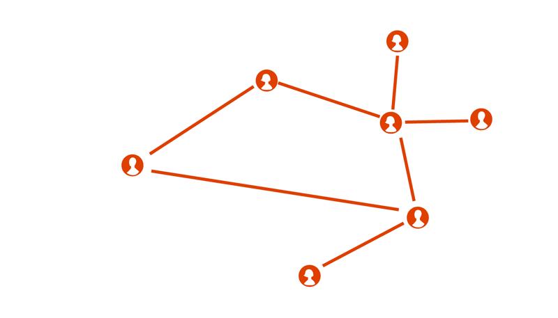 Развитие технологий социального взаимодействия в сети
