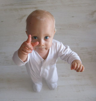 Ребенок в семье гика или видеоняня своими руками