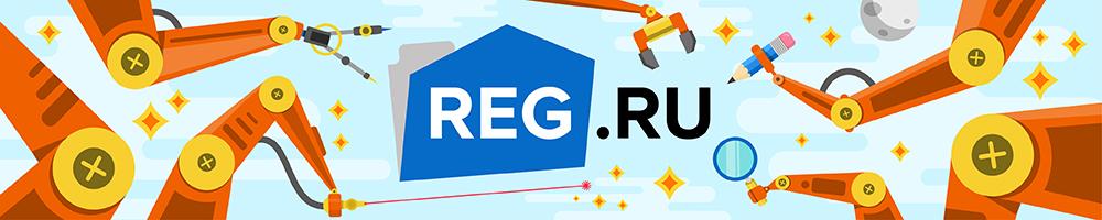 Ребрендинг REG.RU: проще, удобнее, эффективнее