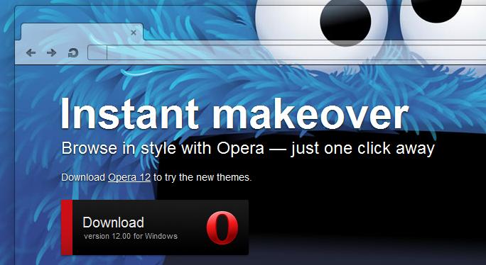 Opera 12 release