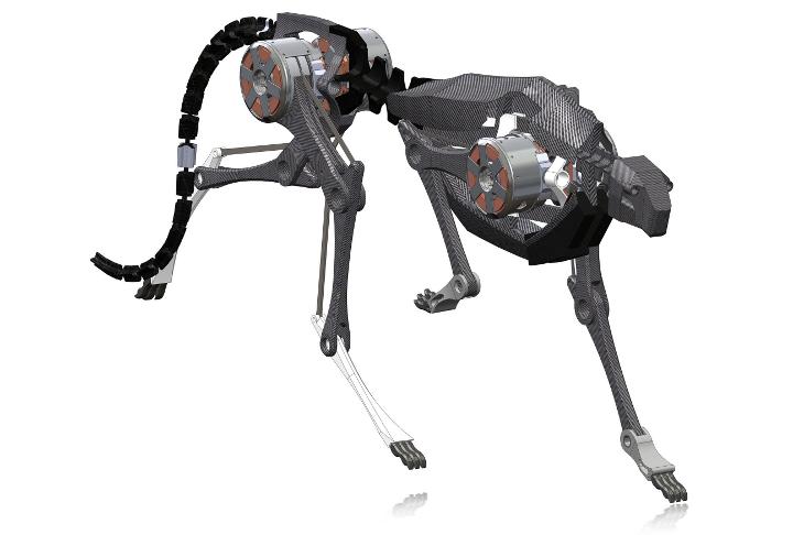 Робогепард из MIT — конкурент Boston Dynamics Cheetah