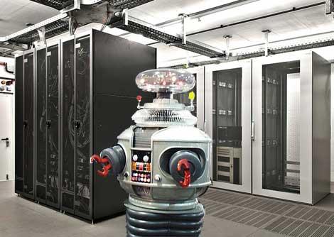 Робототехника в дата центрах: перспективы и проблемы