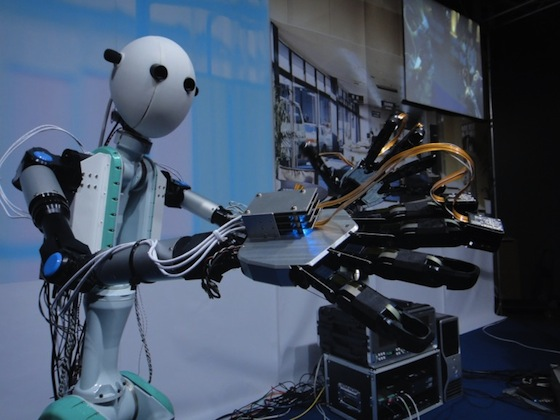 Роботы не только танцуют II