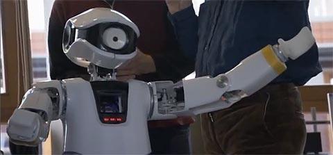 Роботы проекта ALEAR создают собственный язык