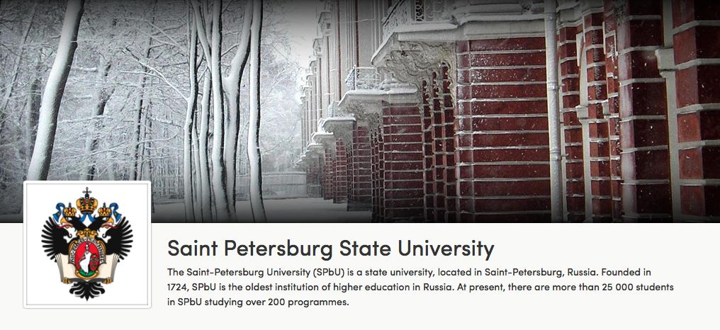 Российские университеты стали партнерами Coursera