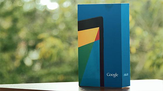 Розыгрыш Nexus 7 (2013)