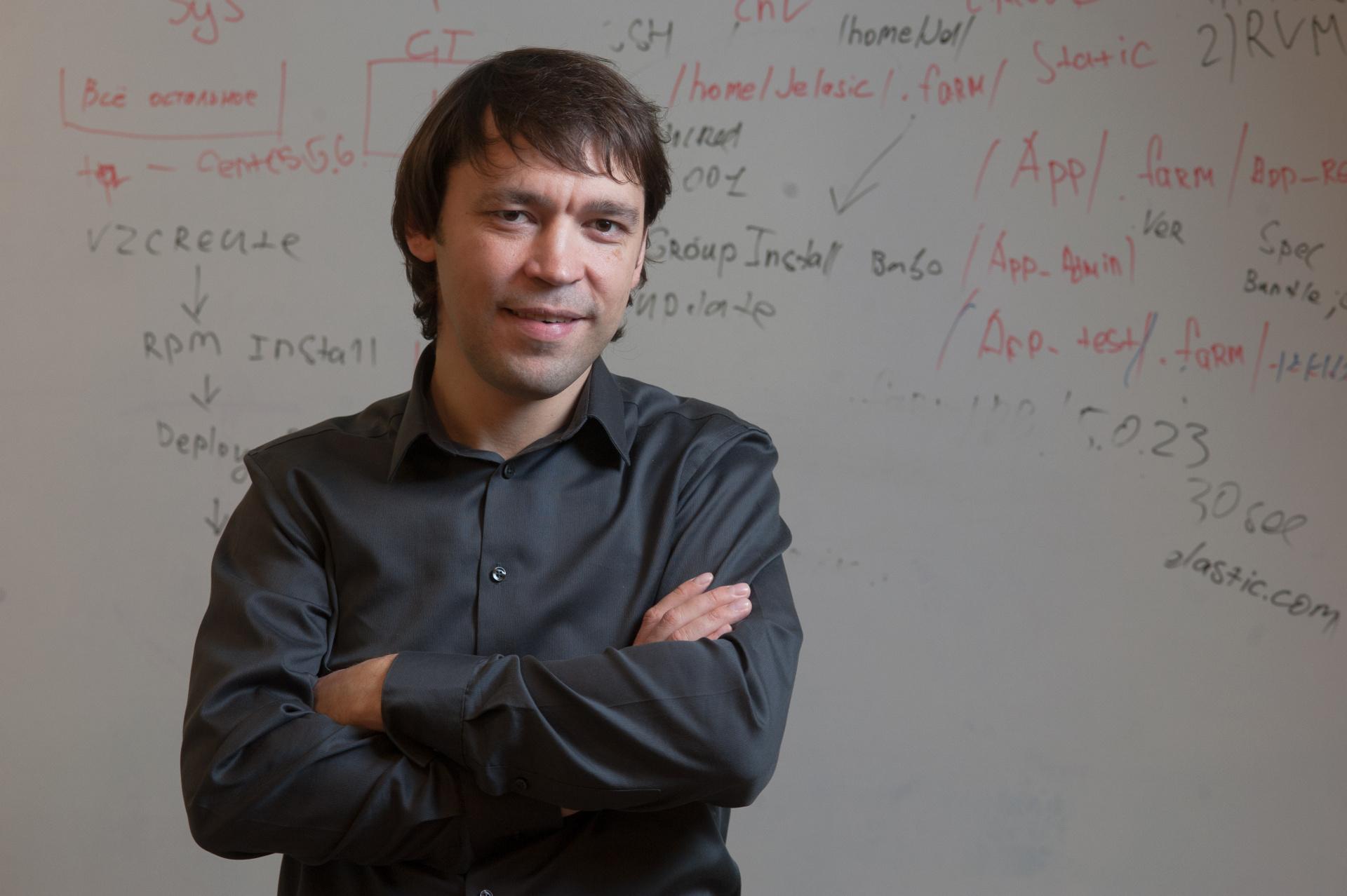 Руслан Синицкий: «Не бойтесь разрушать стандарты»