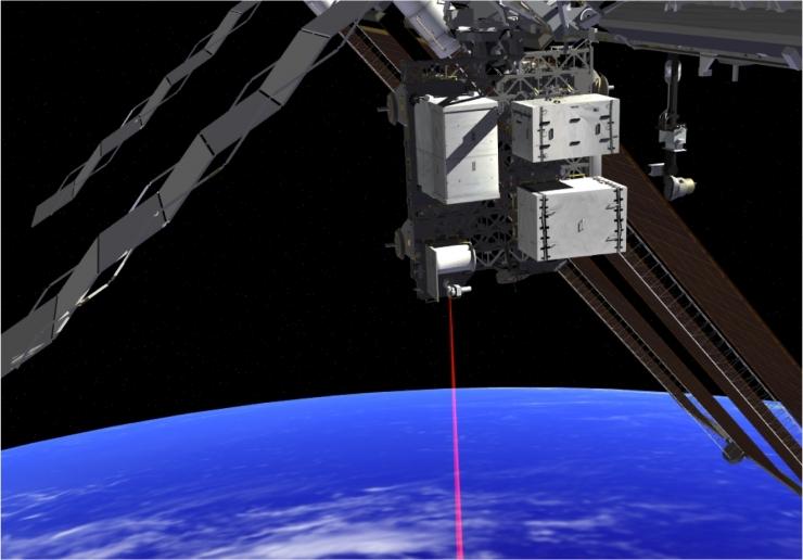 С МКС попробуют провести передачу данных на Землю с использованием лазеров