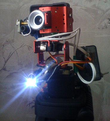 Самодельный тепловизор на базе Arduino менее чем за 100$