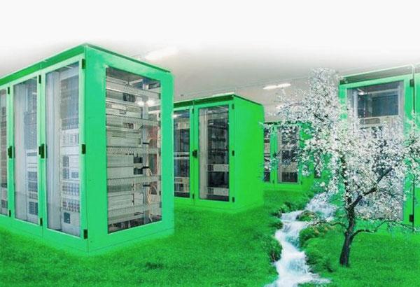 Самые «зеленые» дата центры мира: небольшой обзор