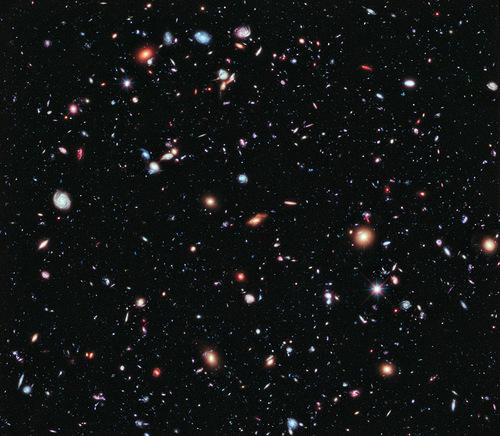 Самый «глубокий» снимок Вселенной