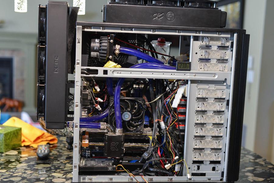 Самый крутой системный блок для PC (сделай сам)