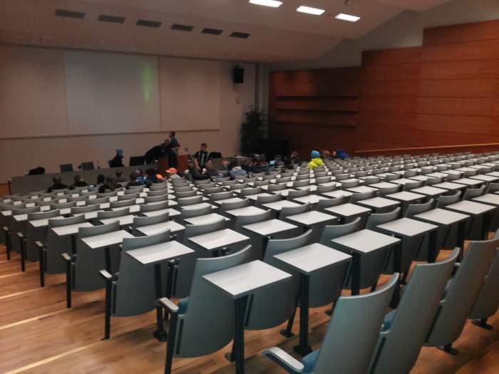 Зал для презентаций