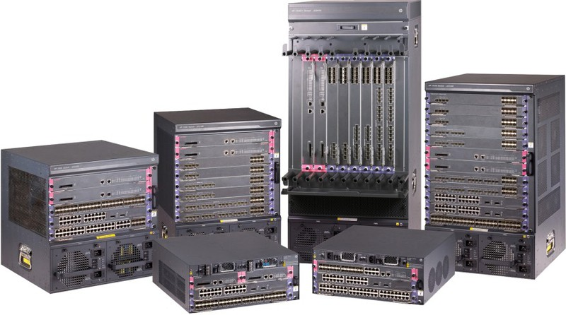 Сетевое оборудование HP в инфраструктуре Cisco
