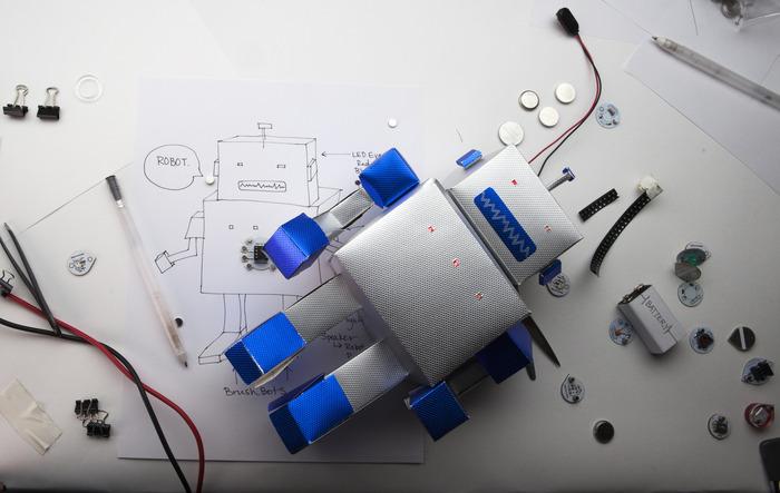 Шариковая ручка для создания токопроводящих рисунков собрала на Kickstarter 477 тысяч долларов вместо 85 тысяч
