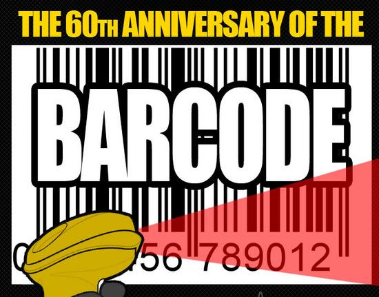 Штрих коду исполнилось 60 лет